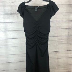 MODA International Black Dress